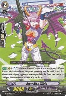 Cardfight!! Vanguard TCG - Blow Kiss Olivia (BT10/095EN) - Booster Set 10: Triumphant Return of the King of Knights