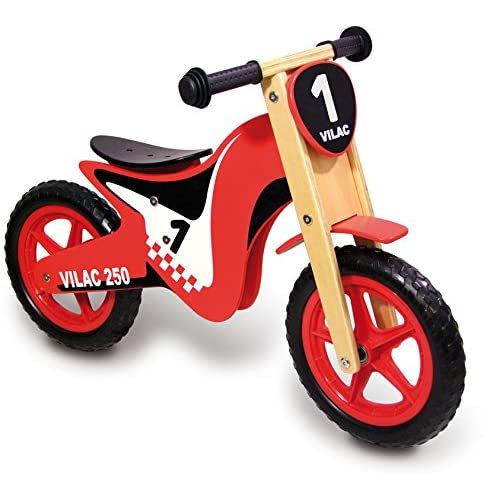 Vilac - 1004 - Vélo et Véhicule pour Enfant - Moto Draisienne