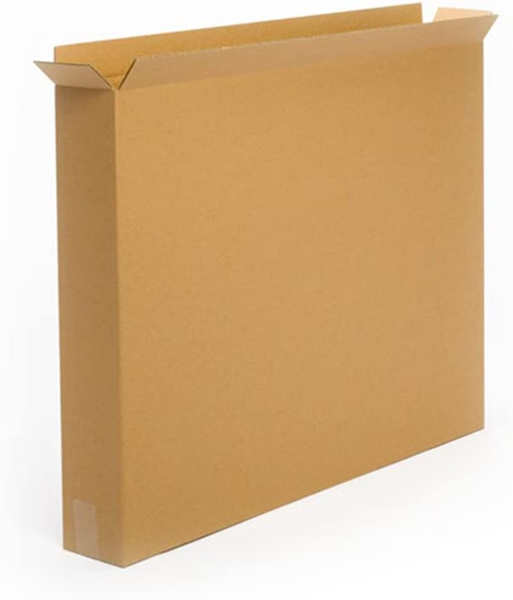 Pratt PRA0521 Recycled Corrugated Cardboard Single Wall Standard ...