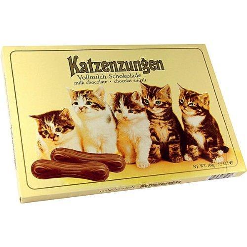 Sarotti Katzenzungen Menge:100g