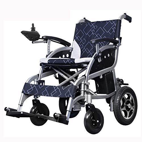 AYHa Elektro-Rollstuhl Einstellbare Folding Rollstuhl Gehhilfe