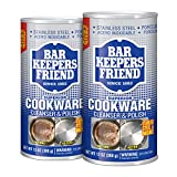 Bar Keepers Friend Cookware Cleanser & Polish - 12oz