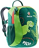 Deuter Pico Kid's Backpack for School and Hiking - Alpinegreen-Kiwi
