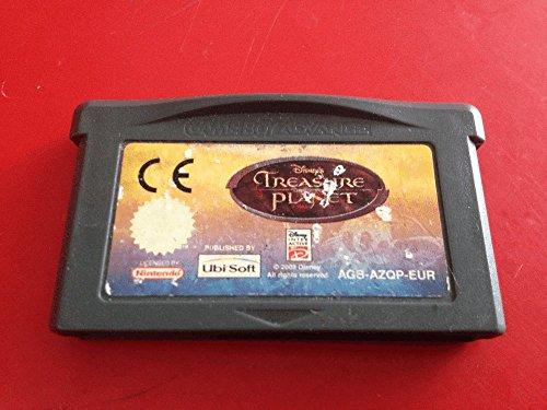 Disney's Treasure Planet (GBA) by UBI Soft
