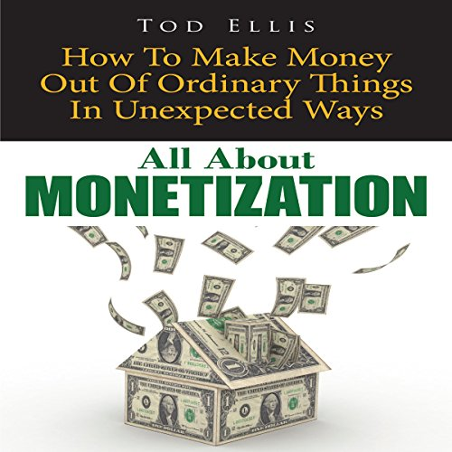 All about Monetization audiobook cover art