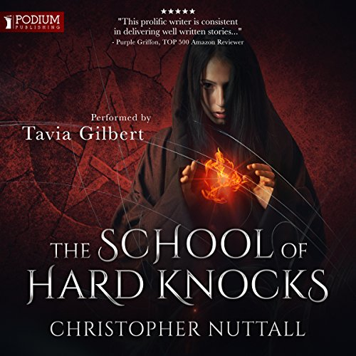 The School of Hard Knocks audiobook cover art