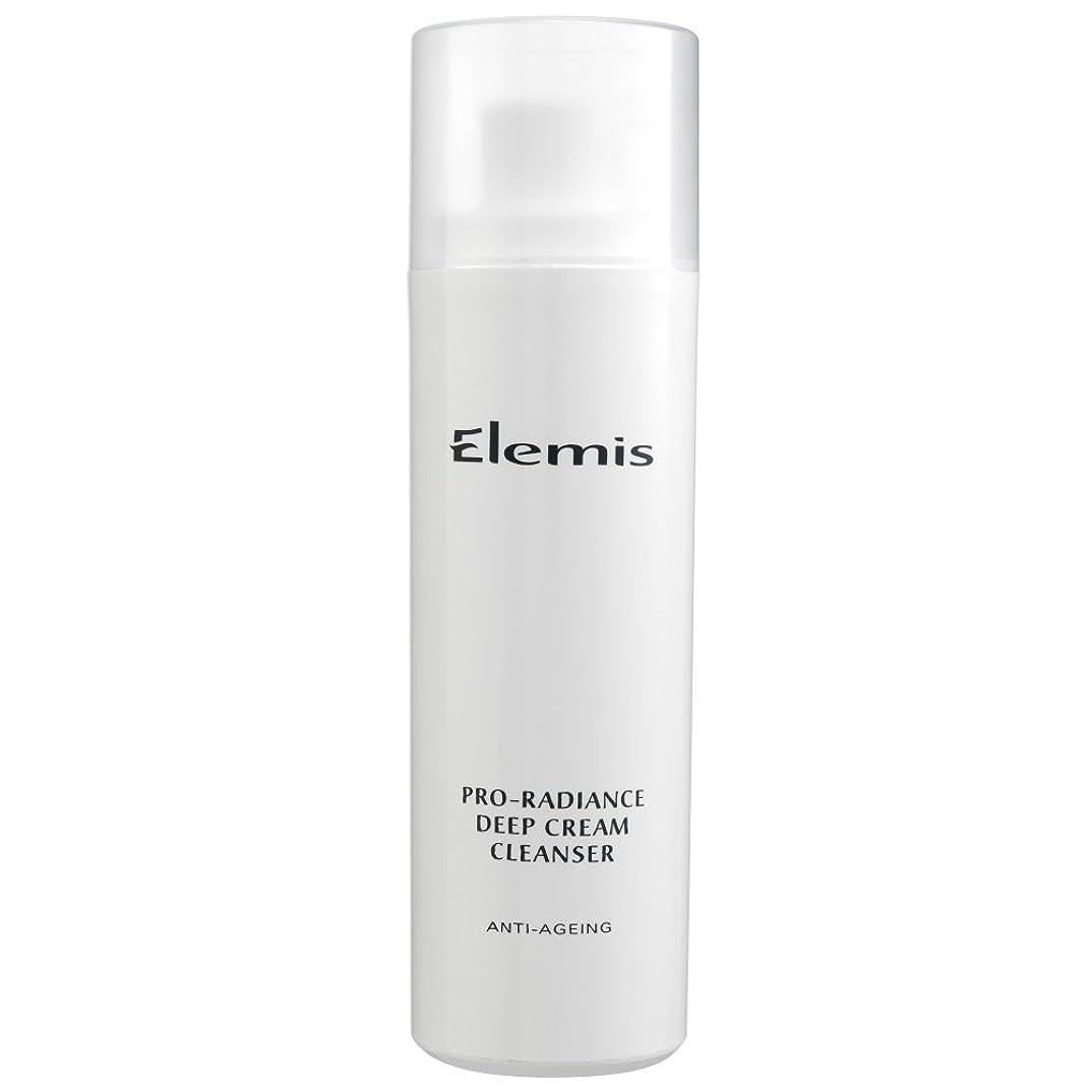 きゅうり過度にタクトエレミスプロ輝きクリームクレンザー、150ミリリットル (Elemis) (x6) - Elemis Pro-Radiance Cream Cleanser, 150ml (Pack of 6) [並行輸入品]