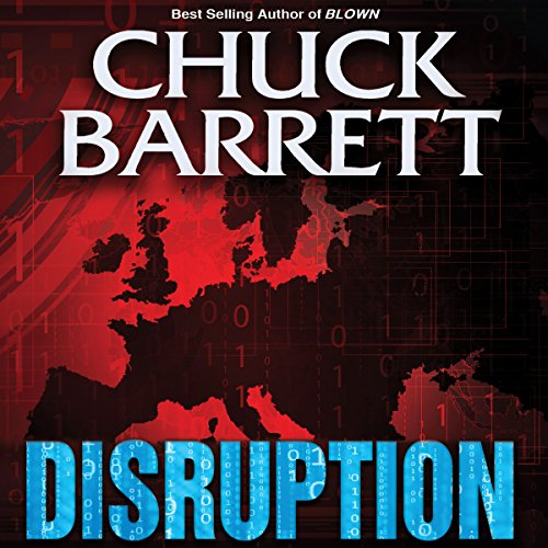 Disruption audiobook cover art
