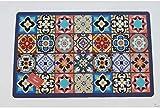 De'Carpet Alfombra para Mascotas ROEDOR Jaula Aislante Absorbente Lavable SIN Olor CALELLA (40x60cm)