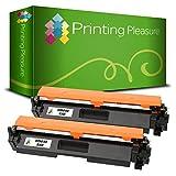 Printing Pleasure 2 Toner Compatibili per HP LaserJet Pro M118 MFP M148 M149 DW/FDW   CF294X 94X, Colore: Nero, 2800 Pagine