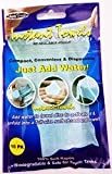 <span class='highlight'><span class='highlight'>CONCEPT4U</span></span>® 10 Compressed Instant Towel Compact Convenient Disposable Travel Soft Wipes Tissue Magic Wet Purse Car Useful Hiking Camping
