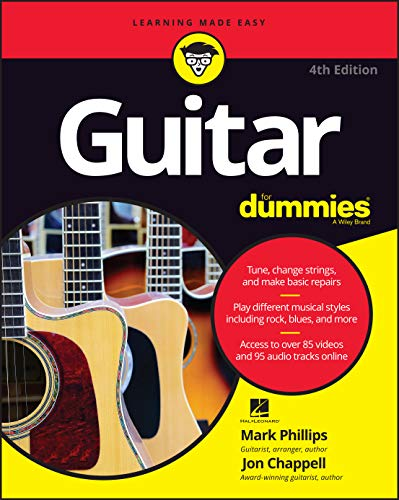 Guitar For Dummies Teach Yourself to Play Guitar