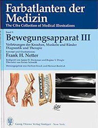 Farbatlanten der Medizin, Bd.9, Bewegungsapparat