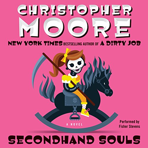 Secondhand Souls Audiobook By Christopher Moore cover art