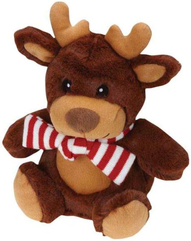 Griggles Jolly Sn ler Reindeer Pet Toy