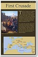 新しい社会科教室最初の十字軍–ポスター