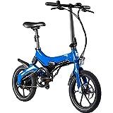 Zündapp Z201 16 Zoll Klapprad E-Bike