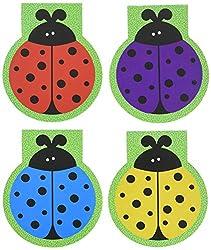 24 Ladybug Notepads