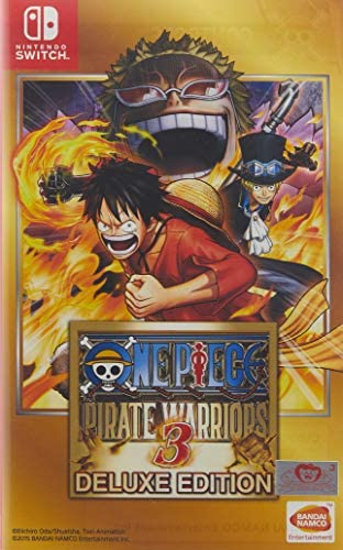 One Piece Pirate Warriors 3 Deluxe Edition Multi Language Asia Import product image