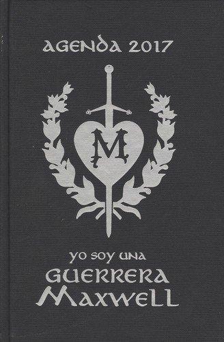Agenda 2017 las guerreras maxwell