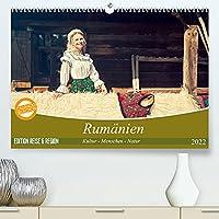Rumaenien Kultur - Menschen - Natur (Premium, hochwertiger DIN A2 Wandkalender 2022, Kunstdruck in Hochglanz): Ein fotografischer Streifzug durch Rumaeniens besondere Landschaften und reichhaltige Kultur. (Monatskalender, 14 Seiten )