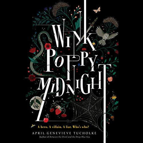 Wink Poppy Midnight audiobook cover art