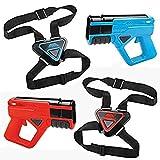 Sharper Image laser tag set - 2 laser tag guns + 2 vests