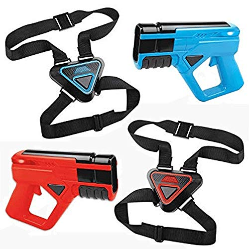 Sharper Image Laser Tag Set - 2 Laserpistolen + 2 Lasertag Westen
