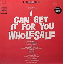 I Can Get It For You Wholesale (Original Broadway Cast)