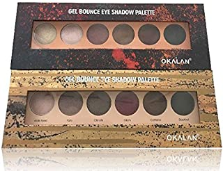 Gel Bounce Eye shadow Palette A & B All 2 Palettes!!