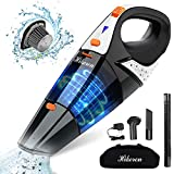 Best Handheld Vacuums - Hikeren Handheld Vacuum, Hand Vacuum Cordless 7Kpa Strong Review