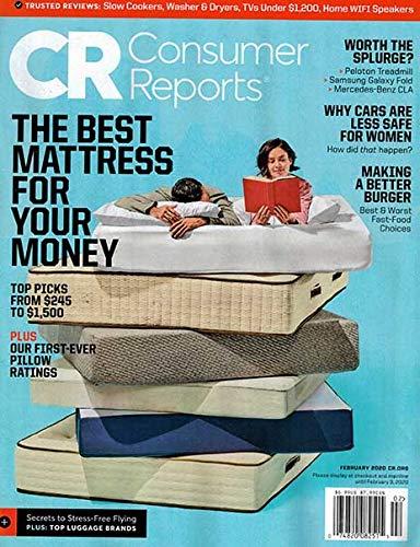 Consumer Report Magazine February 2020