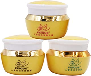 ColorfulLaVie Ginseng Face Cream,Natural Brightening with Hyaluronic Acid for Smooth Face - Skin Whitening Cream Whitening Moisturizing Lighten Blemish Anti-Aging Anti-Wrinkle Cream Skin Care