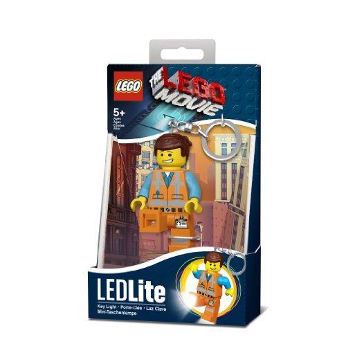 Lego The Lego Movie LEDLite Emmet LED Key Light Keyring