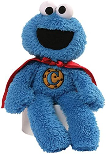 Web oficial Sesame Street Street Street Sesame Street Cookie Monster Superhero Take Along Plush by Sesame Street  punto de venta