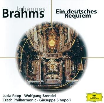 Brahms: Ein deutsches Requiem, Op.45