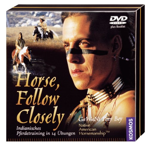 Horse, Follow Closely (+ Booklet)