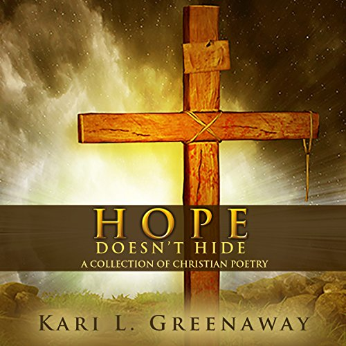 Hope Doesn't Hide audiobook cover art