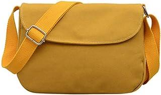 Bageek Girls Shoulder Bag Fashion Canvas Messenger Bag Holiday Satchel Bag