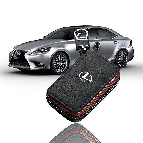 clave del coche titular de la caja monedero de la carpeta monedero de llavero Lexus logo
