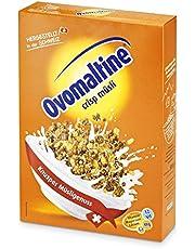 Ovomaltine Crisp cereales, 2 unidades (2 x 500 g)