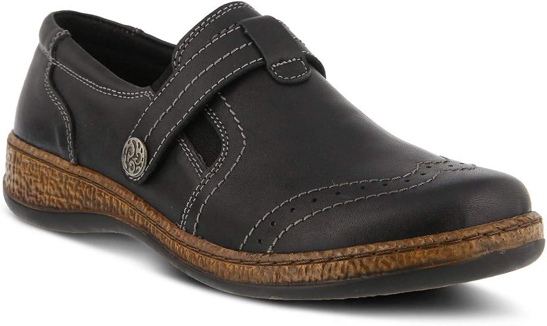 Spring Step Women's Smolqua shoes   color Black   Leather shoes