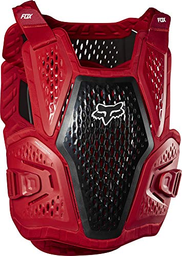 Fox Racing YTH RACEFRAME Roost, Flame Red, One Size