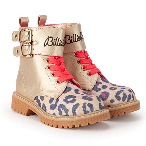 BILLIEBLUSH Bottines Esprit Ranger Enfant Dore 35