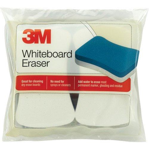 3M Whiteboard Eraser for Whiteboards, 8-Pack
