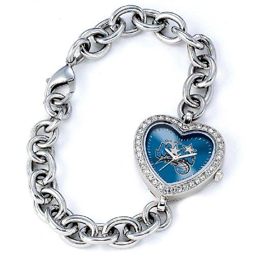 NBA Women's BH-ORL Heart Collection Orlando Magic Watch