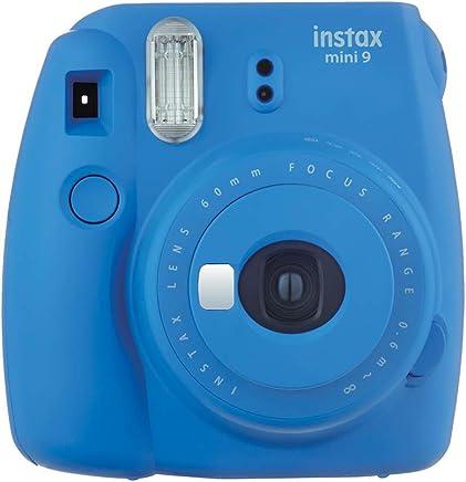 Câmera Instantânea Instax Mini 9, Fujifilm, 705061152, Azul Cobalto