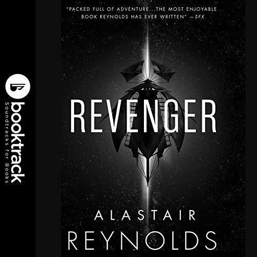 Revenger (Booktrack Edition) audiobook cover art