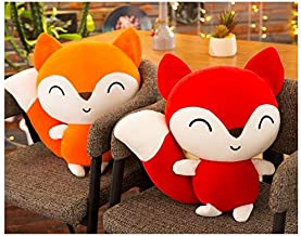 PUNIDAMAN 24Cm/40Cm/50Cm Fox Soft Plush Toy Ali Doll for Girlfriend Foxes Pillow New Year Gift Christmas Must Have Gifts Inspirational Gifts The Favourite Anime Superhero Stickers UNbox Switch