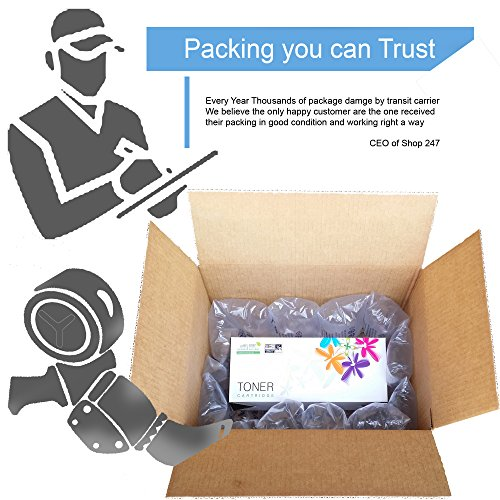 Shop at 247 Compatible Toner Cartridge Replacement for Brother TN450 (2-Pack) Photo #6